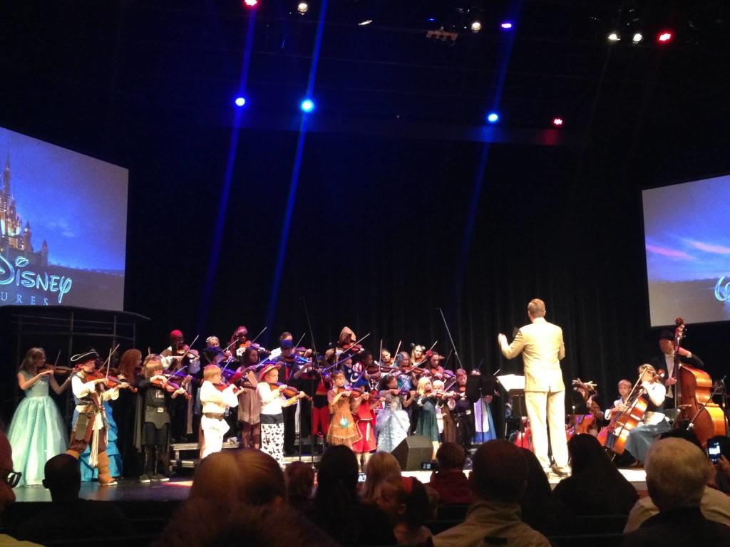 5-22-15 Disney Concert Violinists